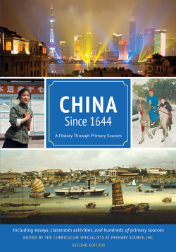 China Since 1644 book cover