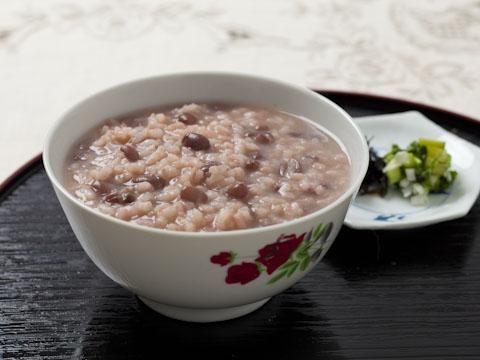 Red bean porridge