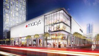 Macy's Store in Abu Dhabi