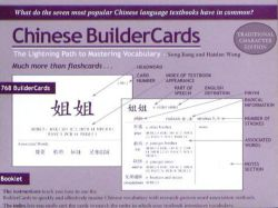 Chinese BuilderCards