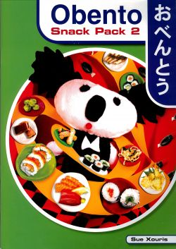 Obento Snack Pack 2, Student Activity Book