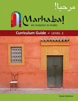 Marhaba! Level 2 Curriculum Guide