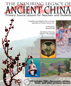 The Enduring Legacy of Ancient China cover